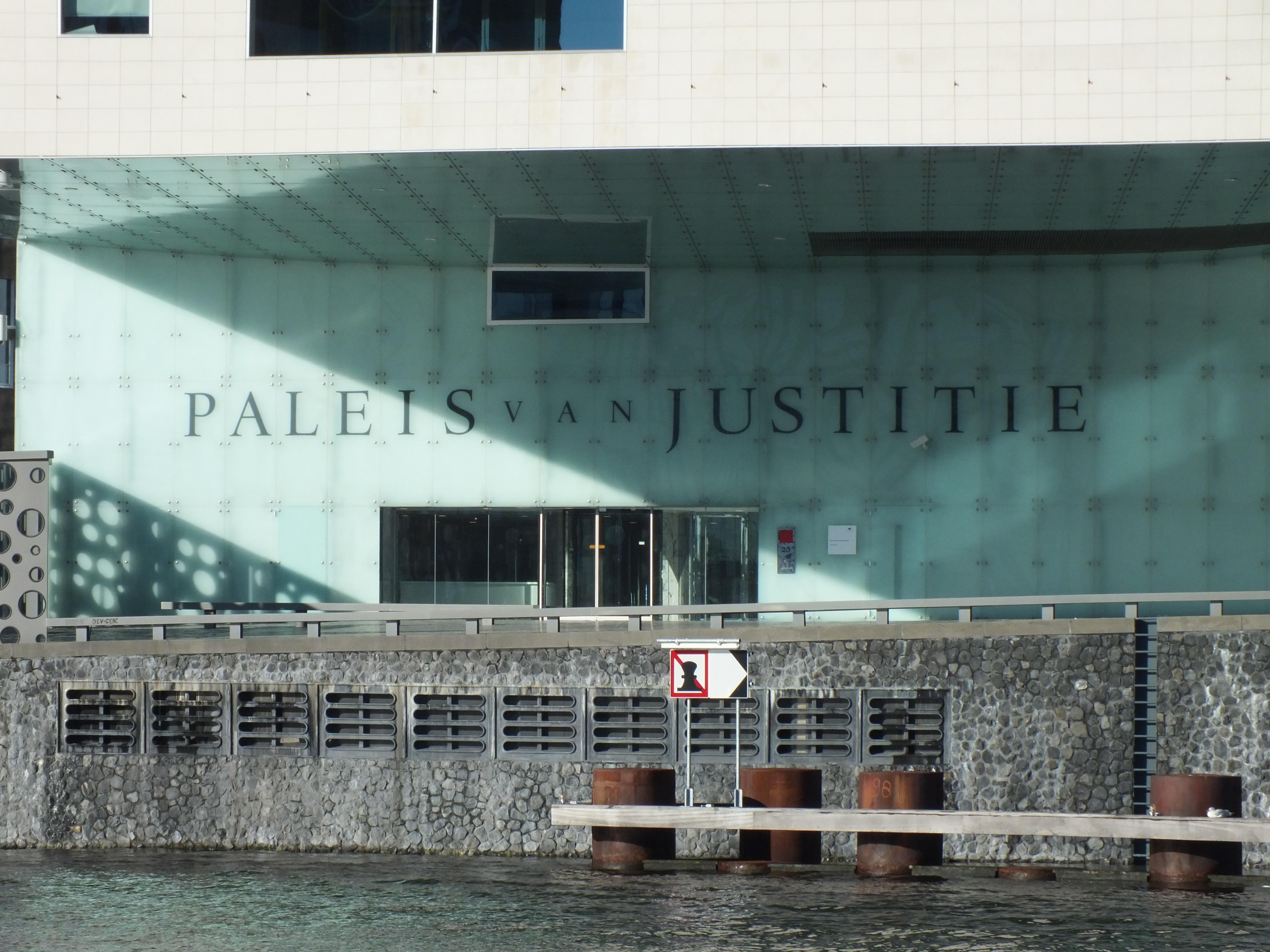 Paleis van justitie amsterdam for Melchior interieur den haag